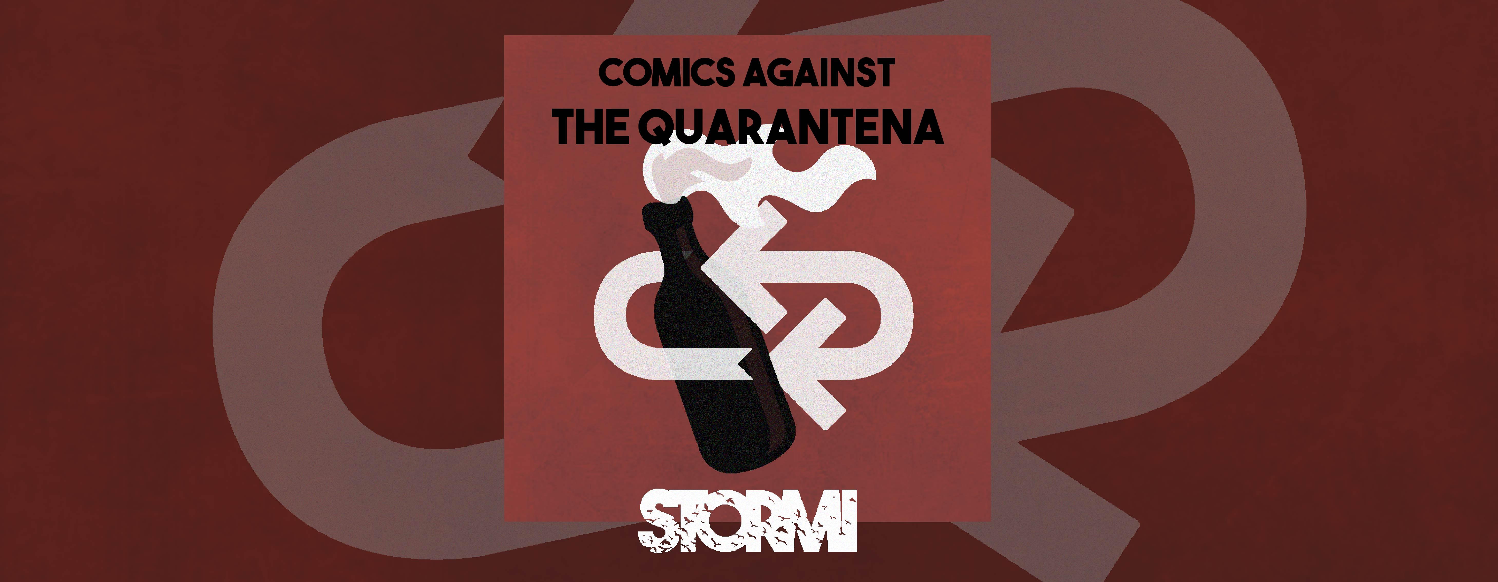 Comics Against The Quarantena